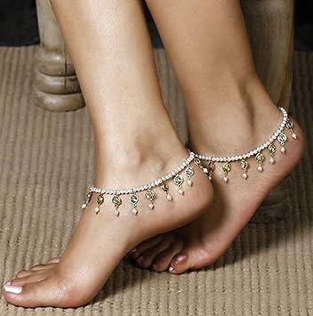 Silver Anklet Beach Anklet Ankle Chain Tribal Anklet Gypsy Anklet Anklet For Girls Women Foot Chain Anklet Bracelet Anklet