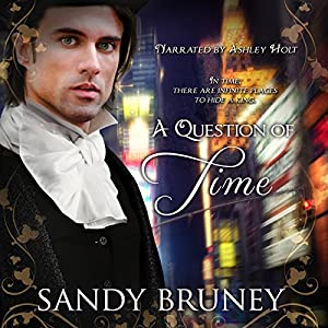 A Question of Time Audiobook
