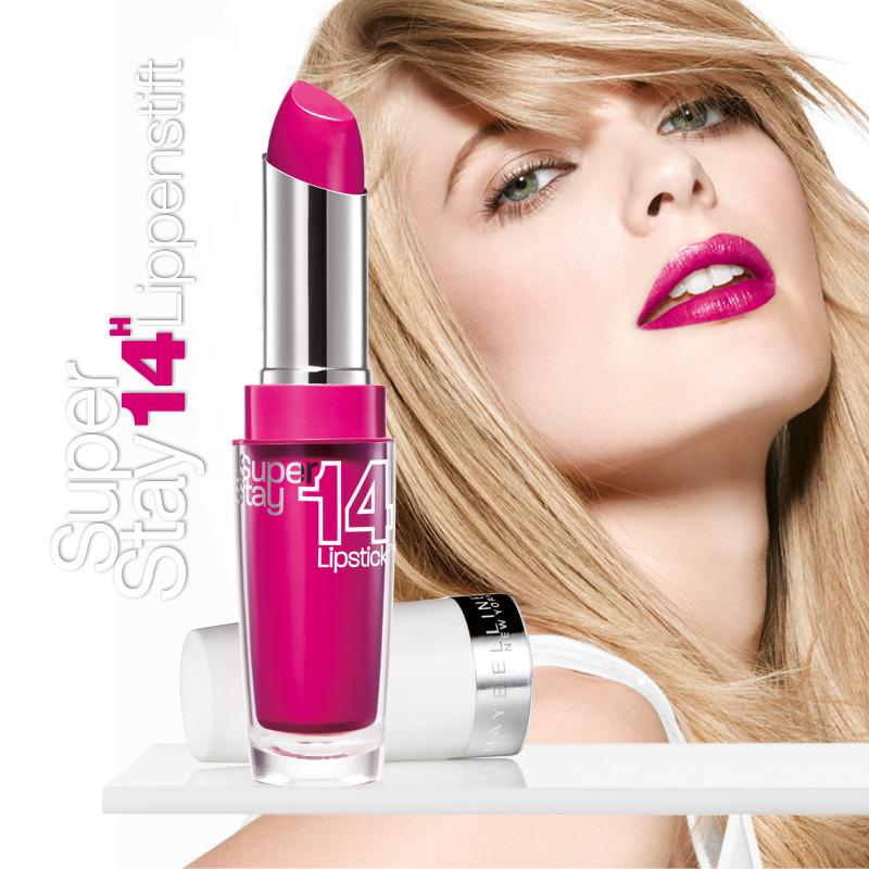 maybelline new york lippenstift superstay 14h 430 stay with me coral 3 5 g beauty. Black Bedroom Furniture Sets. Home Design Ideas