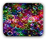 Colorful Bubbles Mousepad Anti-Slip Mouse Pad Mat Mice Mousepad Desktop Mouse pad laptop Mouse pad Gaming Mouse pad by INFOPOSUSA