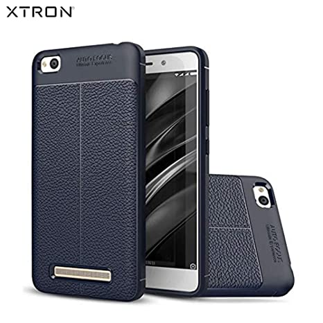 official photos 08852 e2231 XTRON Back Cover for Xiaomi Mi Redmi 4A | Leather Pattern Mobile Phone Soft  Covers and Cases for Xiaomi Mi Redmi 4A [AutoFocus] – Blue