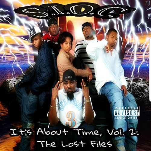 It's About Time, Vol. 2: The Lost Files [Explicit] (Oc Times)