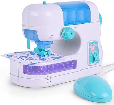 Máquina de coser niños juegos cocina imitación juguete electrónico ...
