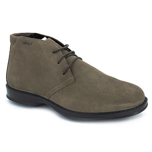 IGI & CO zapatos grises hombre 66811 botines de gore-tex: Amazon.es: Zapatos y complementos