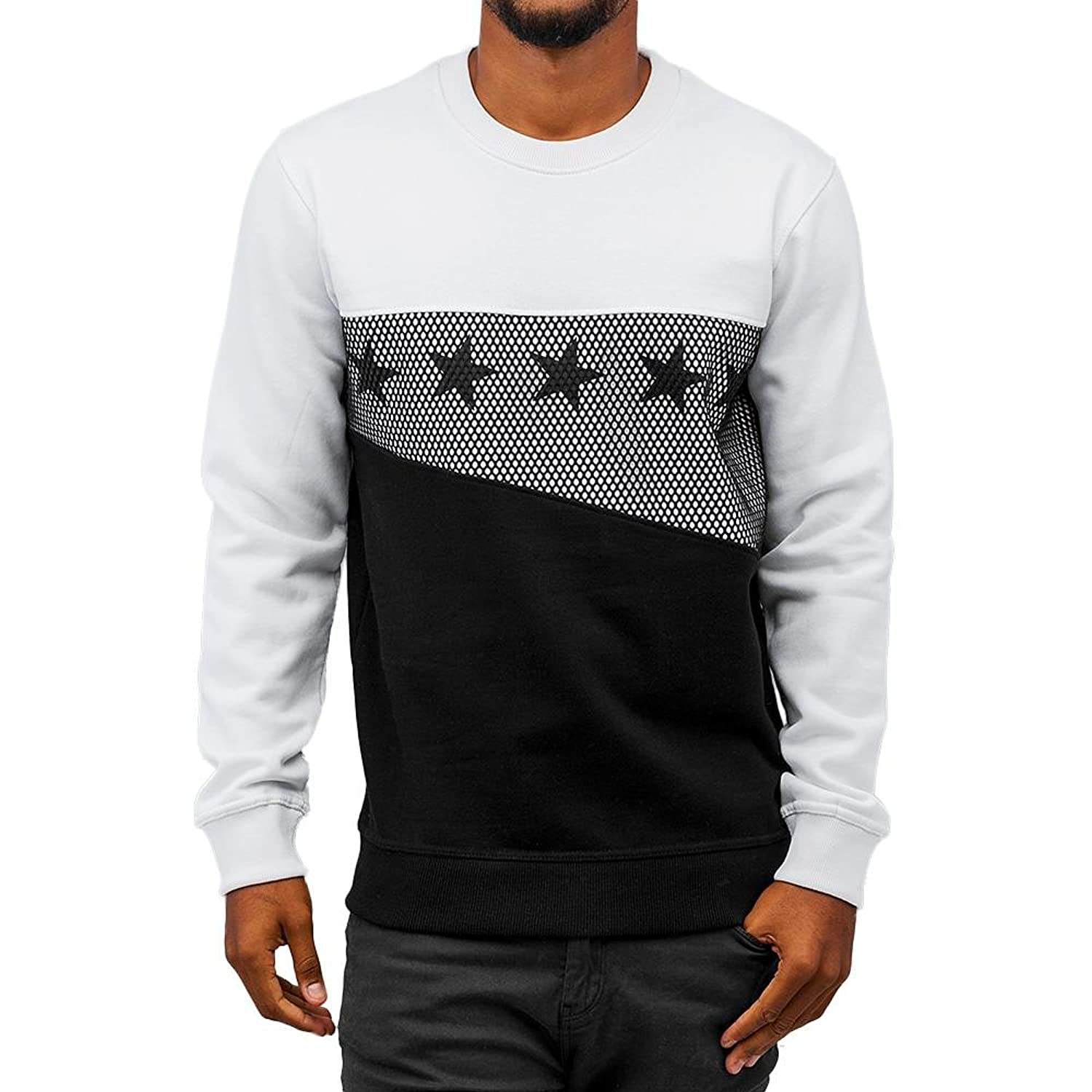 Just Rhyse Men Overwear / Jumper Star