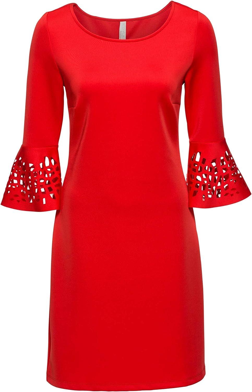 bonprix Kleid mit Cut-Outs für Damen