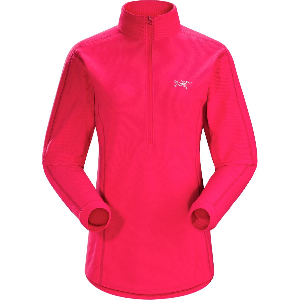 (アークテリクス) Arc'teryx Delta LT Fleece 1/2-Zip Pullover - Women'sレディース バックパック リュック Rad [並行輸入品] XL  B078TCJ7VS