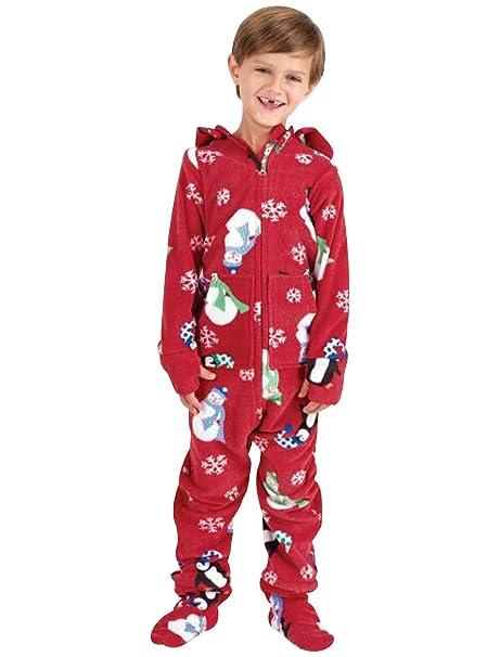 a2c60c82b5 Pijamas Familiares Navideñas Pijama Navidad Familia Mono Navideños Mujer  Niños Niña Hombre Pijama Entero Una Pieza. Pasa el ratón por encima de ...