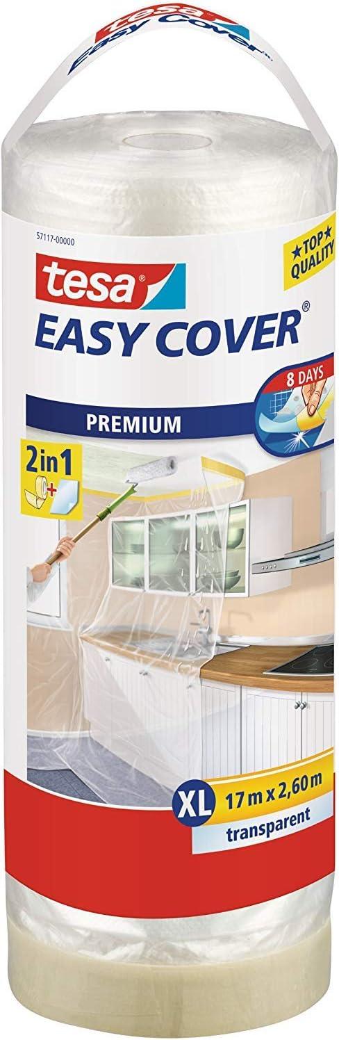 Tesa 57117-00000-03 Cinta Con Protector Premium