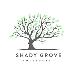 Shady Grove Notebooks