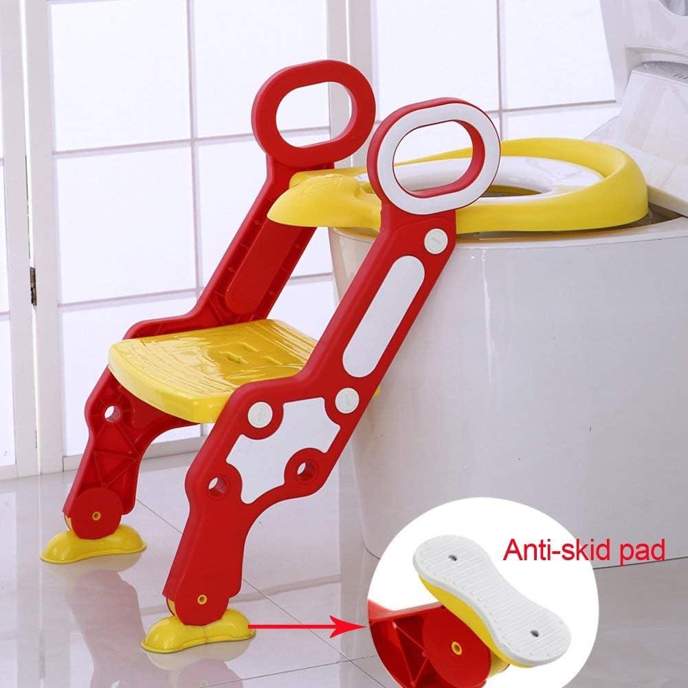 Verde Cloudwalk Orinal Adaptador Asiento WC con Escalera Ni/ños Reductor Bebe