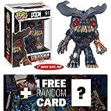 """Cyberdemon: ~6"""" Deluxe Funko POP! x Doom..."""