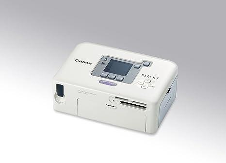 Amazon.com: Canon Compact Photo Printer SELPHY CP720 ...