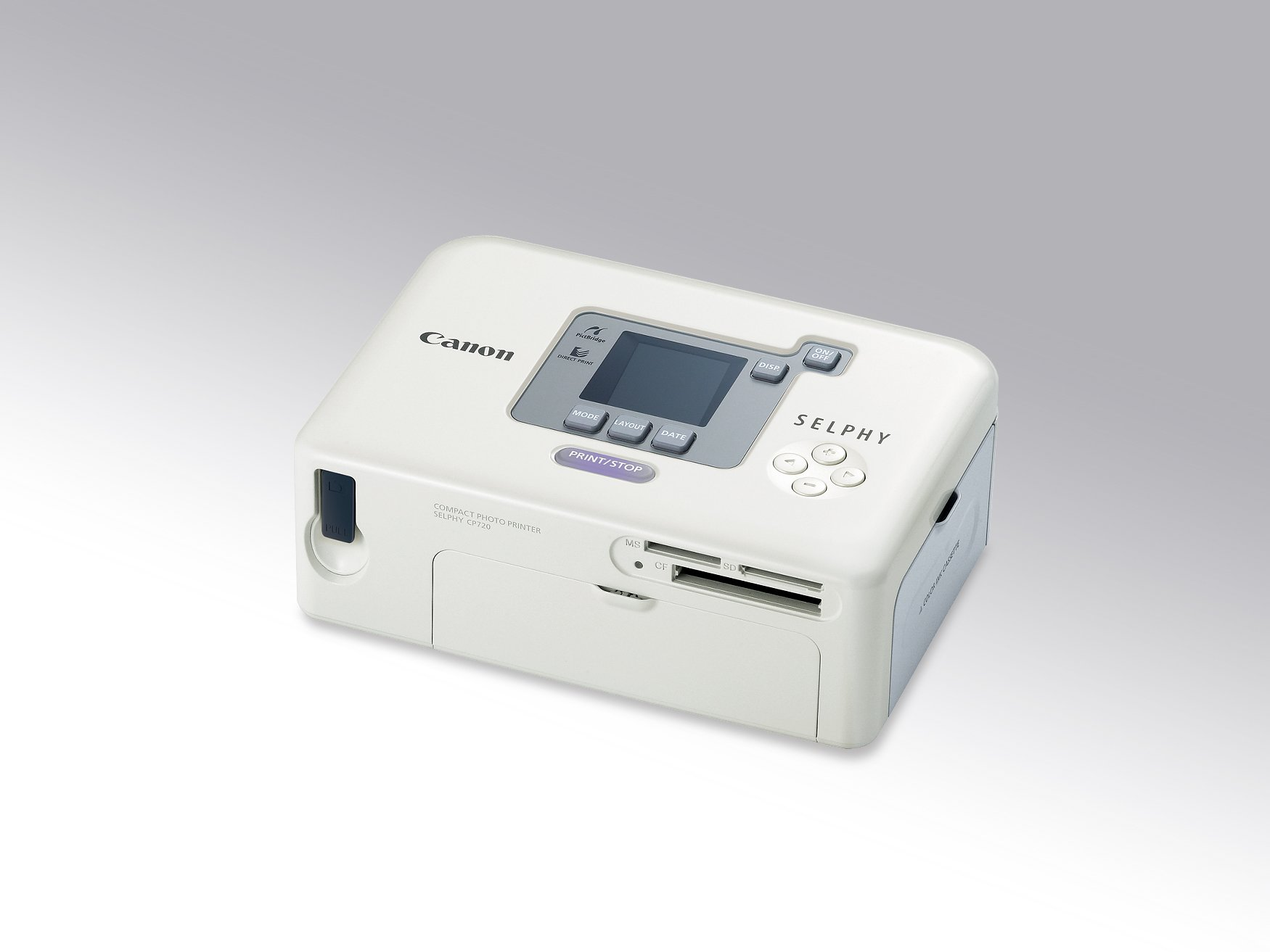 Canon Compact Photo Printer Selphy CP720