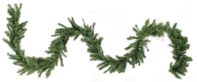 NORTHLIGHT V04262 Canadian Pine Christmas Garland, 100' x 14''