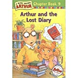Arthur and the Lost Diary, Marc Brown, 0316610046