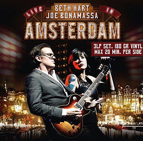 Beth Hart: Live in Amsterdam (Audio CD)