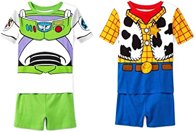 TOY STORY 2 BUZZ LIGHTYEAR SET SWEATSHIRT SWEATPANTS TODDLER CARTOON DISNEY NEW