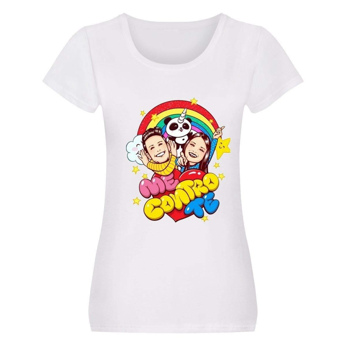 Me Contro Te T-Shirt Maglia Bambina