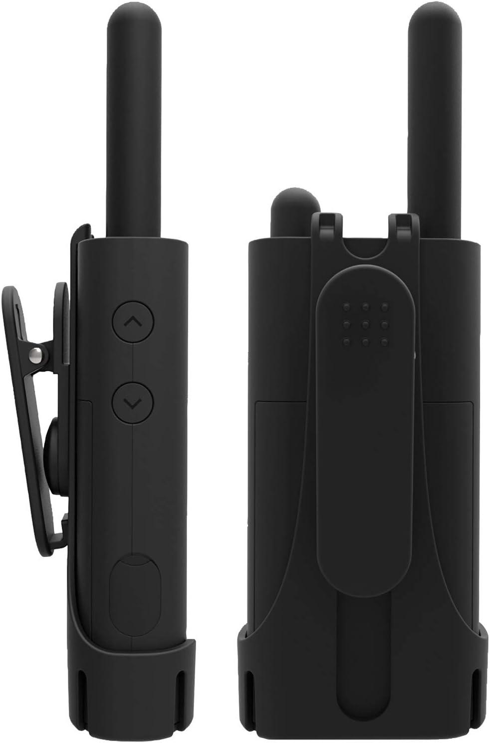 2 Pack Cobra PX880BC-SV01 PX880 PRO Business 2-Watt FRS Walkie Talkie Bundle