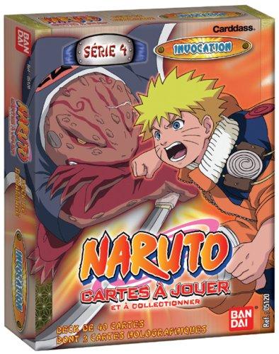 Bandai Cartas o coleccionables - Naruto - Starter serie 4 ...