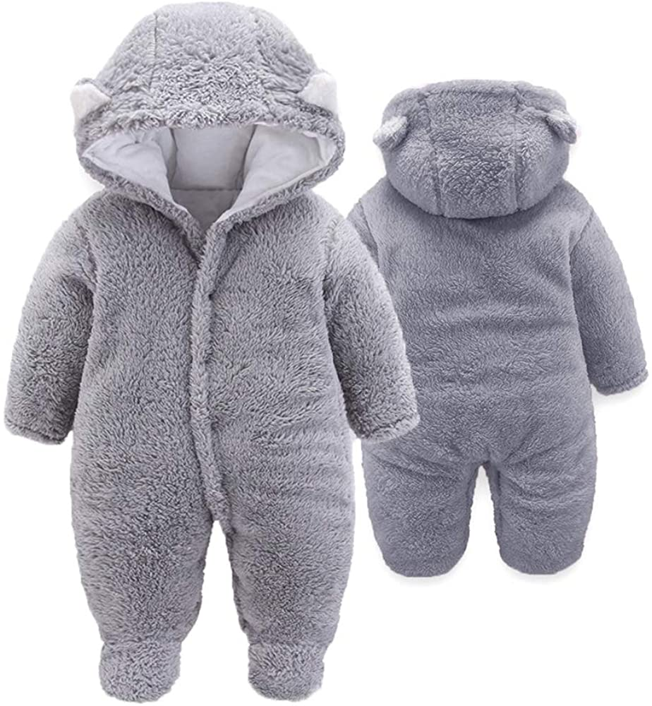 Amazon.com: XMWEALTHY Unisex Baby Cloth Winter Coats Cute Newborn