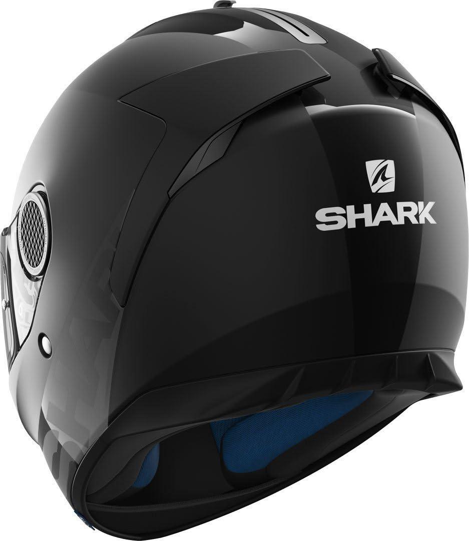 M Nero//Rosso Shark Casco moto SPARTAN APICS KRA