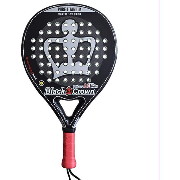 Pala Black Crown Piton 5.0 Soft: Amazon.es: Deportes y aire libre