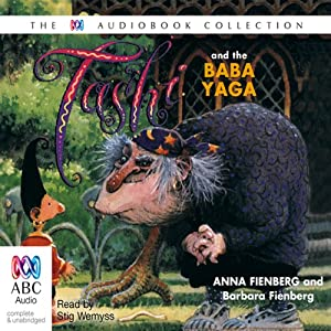 Tashi and the Baba Yaga Audiobook