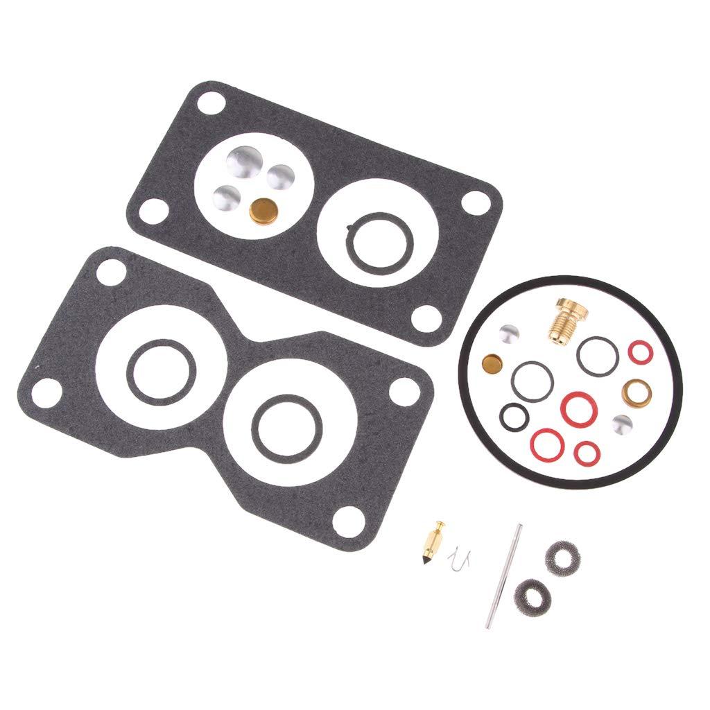 B Blesiya Kit de Carburador Reparación Repuestos Suministros ...