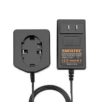 Amazon.com: Shentec - Cargador para Hitachi Ni-MH/Ni-Cd 7,2 ...