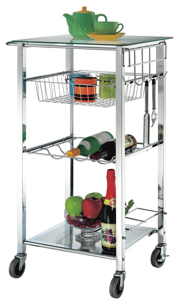 Tomasucci - Carrello Fox: Amazon.it: Casa e cucina