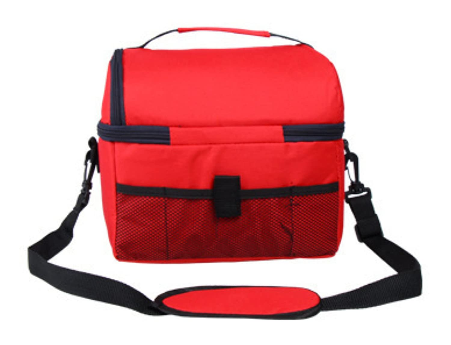 School High Capacity Rose Elonglin Waterptoof Oxford Cool Bag // Cool Box // Picnic Bag for Camping Sport Travel Work and Maternity