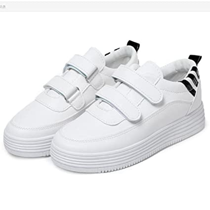 Gaolixia Femmes Sneakers Printemps Velcro Chaussures