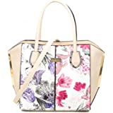 LeahWard Large Size Padlock Tote Bags For Women Nice Ladies 3 Compartments Shoulder Handbags A4 Bag 195