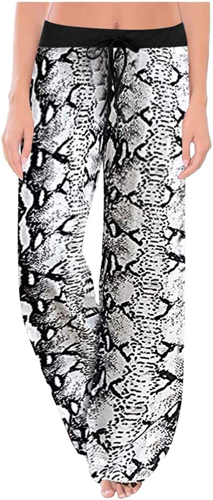 Mens Stain Plus Lounge Pants Floral Printed Pyjama Bottoms Nightwear Loose Pants