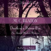 Death of a Poison Pen | M. C. Beaton