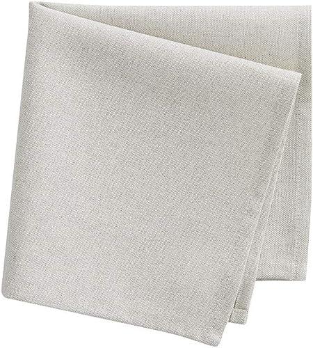 Burrito Blanco Kit de Dos Servilletas Lisas 971 de 43x43cm ...