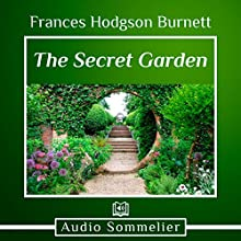 The Secret Garden Audiobook by Frances Hodgson Burnett Narrated by Kara Shallenberg