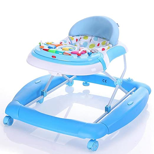 Bebé Walkera Baby Antirremolque Música 6-18 Meses Bebé Andador ...