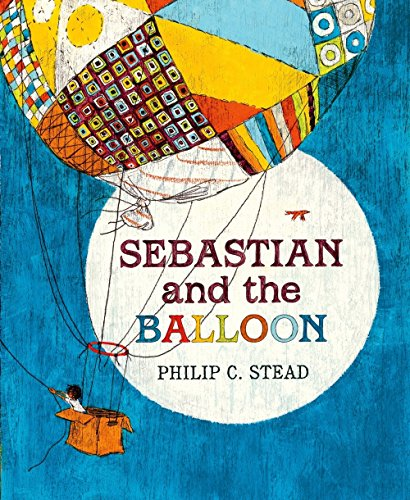 - Sebastian and the Balloon: A Picture Book