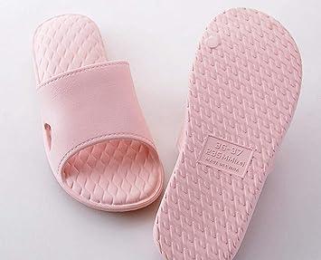 4e9c31f8 Women Men Bath Slipper Anti-Slip Indoor Home House Sandal,Indoor Soft  Bottom Slippers