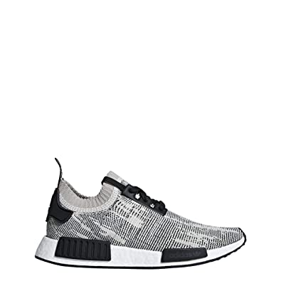 45a5af42b2884 adidas Originals NMD R1 Primeknit Shoe - Men s Casual 5 Sesame Off White