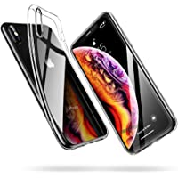 ESR iPhone Xs/iPhone X Case Slim Clear Soft Flexible TPU Cover Compatible for 5.8 inch (2017 & 2018 Release)(Jelly Clear)
