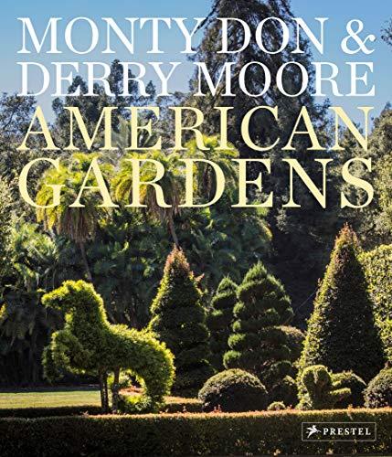 Book Cover: American Gardens