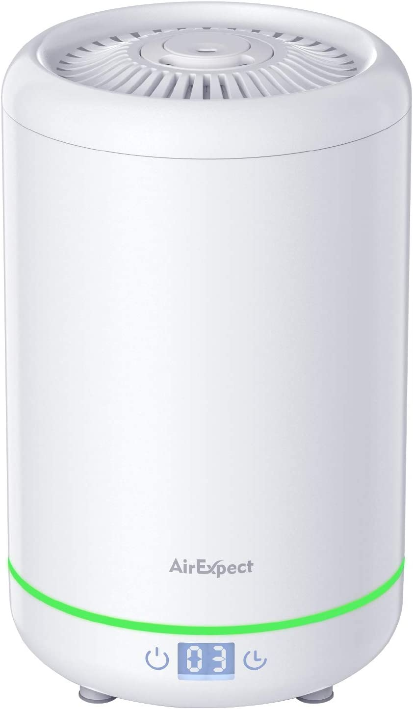 AirExpect Cool Mist Humidifier for Bedroom