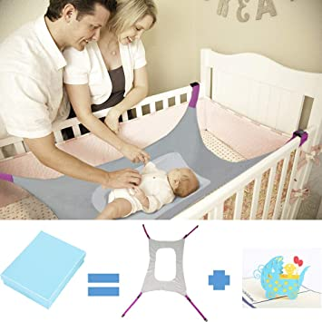 Amazon.com: Hamaca para bebé recién nacido para cuna y niños ...