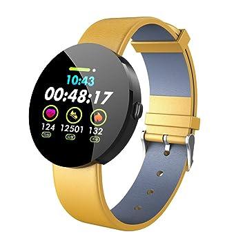 Relojes Hombre y Mujer Inteligente, Zolimx Y11 Smart 1.3 Pulgadas Pantalla Táctil a Color Monitor