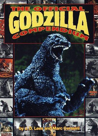 The Official Godzilla Compendium: A 40 Year Retrospective