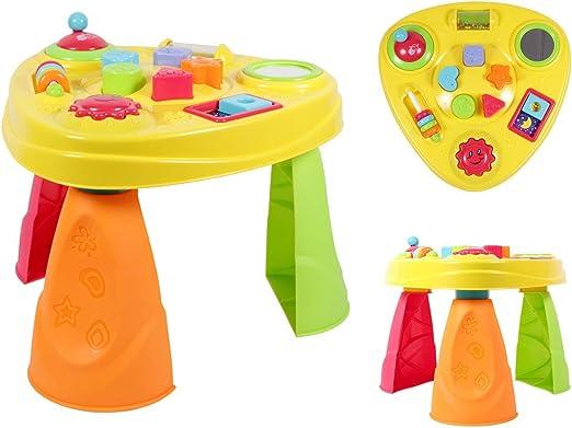 Alsino Mesa multiattività para bebé de 1 año 2238 mesa Juegos para ...